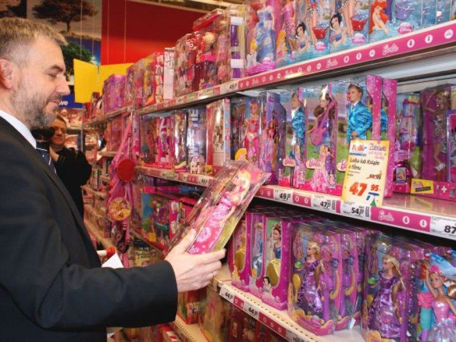 Marszałek z Barbie